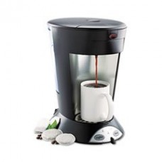 * My Cafe Pour-Over Commercial Grade Coffee/Tea Pod Brewer, Stainless St