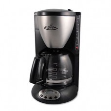"Coffee Pro CFPCP12BP Coffee Makers, 11.8"" Length, 11.8"" Width, 7.6"" Height, 14.5 lb"