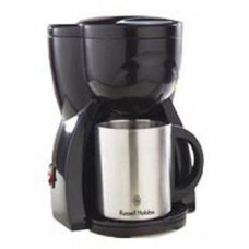 Russell Hobbs Double Stainless Mug Personal coffee maker 10973JP by N/A
