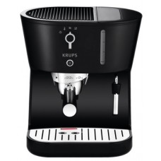 KRUPS XP420050 Perfecto Pump Espresso Machine with KRUPS Precise Tamp Technology, Black