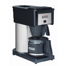 BUNN® BXB Velocity Brew™ 10-Cup Home Brewer, Black (BUNN BXB Velocity Brew 10-Cup Home Brewer, Black)