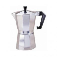 Epoca Primula Aluminum Stovetop Espresso Coffee Maker 9 cup PES-3309