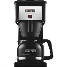 Bunn Grx-B High Altitude Home Coffee Brewer Commercial 10 Cup Black