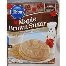 Pillsbury Maple Brown Sugar Premium Cookie Mix - 1-17.5 Oz Box