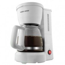 1 - BD 5c Coffee Maker GlsCrf Wht