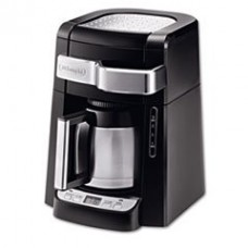 ** 10-Cup Frontal Access Coffee Maker, Black **