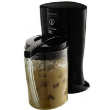 Mr. Coffee BVMC-LV1 Iced Cafe Iced Coffee Maker, Black