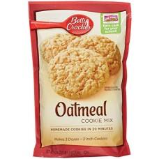 Betty Crocker Oatmeal Cookie Mix, 17.5 oz, 2 pk