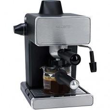 Mr. Coffee BVMC-ECM260-RB-1 Steam Espresso and Cappuccino Maker, Black