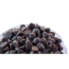 Sugar Sweetened Carob Chips - 1 Lb Resealable Bag