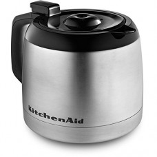 KitchenAid Contour Silver 12-Cup Programmable Coffee Maker