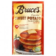 Bruce's Sweet Potato Pancake Mix,6oz. (170 g)