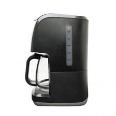 West Bend 56911 12 Cup Steep & Brew Coffee Maker, Black/Metallic
