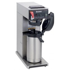 BUNN CWTF20-APS Automatic Airpot Coffee Brewer w/ S/S Decor