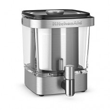 KitchenAid KCM5912SX Cold Brew Coffee Maker, 38 Ounces, Brushed Stainless Steel