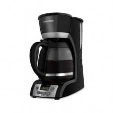 Black & Decker DCM2160B 12-Cup Programmable Coffeemaker