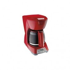 Hamilton Beach - PS 12cup Coffeemaker Red