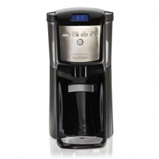 HB Dispensing Coffeemaker Blk
