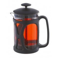 Grosche Basel French Press Coffee and Tea Maker (Small - 350 ml, Black)