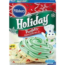 Holiday Funfetti Sugar Cookie Mix 3-pack