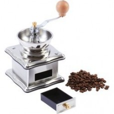 Wyndham House Stainless Steel Manual Coffee Grinder , SS HAND COFFEE GRINDER
