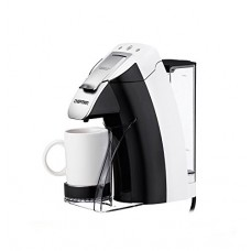 K-Cup Compatible Brewer - My Barista Personal Single Serve Brewing Machine - Heats Water in Just 6 Seconds