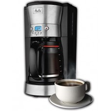 Melitta 46893 12-Cup Coffee Maker