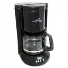Original Gourmet Food CP333B Home/Office 12-Cup Coffee Maker, Black