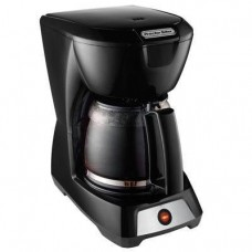 NEW Black 12-Cup Coffeemaker With Cord Storage (Small Appliances)