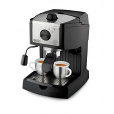 DeLonghi EC155 Pump Espresso and Cappuccino Maker, 220 to 240-volt
