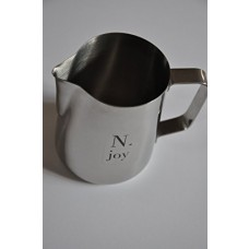Milk Frothing Pitcher 12 oz, Stainless Steel