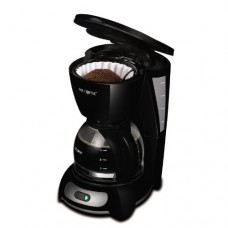 Mr. Coffee TF5-NP 4-Cup Switch Coffeemaker, Black