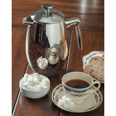 FP Coffee Makers™ French Press w/ Insulated Stainless Steel Carafe