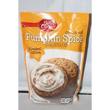 Betty Crocker Pumpkin Spice Cookie Mix 17.5 Oz. (Pack of 2)