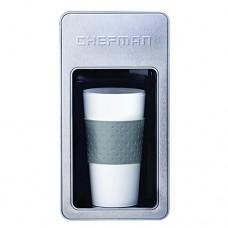 Chefman RJ14-M-S-Gr Single Serve Coffee Maker, Grey