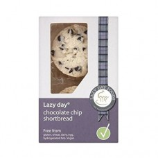 Lazy Day Foods - Chocolate Chip Shortbread - 150g