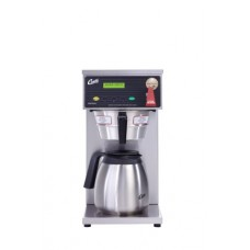 Wilbur Curtis G3 Thermal Decanter Brewer 64 Oz  Single Low Profile Thermal Carafe Coffee Brewer - Commercial Airpot Coffee Brewer  - D60GT12A000 (Each)