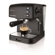 Espressione CM-1695 Minimoka Espresso Machine, 1.5 L, Black
