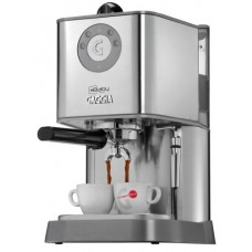 Gaggia 12500 Baby Twin Espresso Machine with Dual Heating System, Stainless Steel