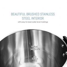 Elite Cuisine CCM-035 30-Cup Stainless Steel Coffee Urn Coffee Maker Water Boiler