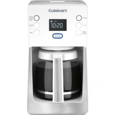 Cuisinart Perfec Temp 14-cup Programmable Coffeemaker; White - Dcc-2800w