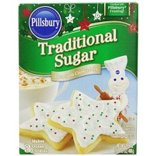 Pillsbury Traditional Sugar Cookie Mix, 17.5 Ounce (Pack of 3)