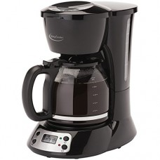 Betty Crocker BC-2825CB 12-Cup Coffee Maker, Black
