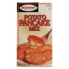 MANISCHEWITZ Potato Pancake Mix, 6-Ounce Boxes (Pack of 6)