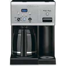 Cuisinart 12-Cup Programmable Coffeemaker with Hot Water System + FREE Coffee Grinder see offer details