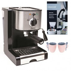 Capresso Ec100 Pump Espresso and Cappuccino Machine (Certified Refurbished)