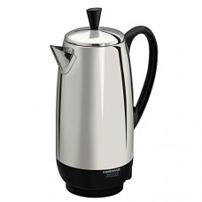 Farberware Stainless Steel 12-Cup Percolator - Farberware Model - FCP412 - Set of 2 Gift Bundle