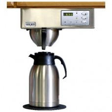 "Brewmatic Built-In Coffee Maker - Digital Controls (Brushed Stainless Steel) (7""H x 13""W x 7.5""D)"