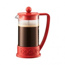 Bodum 10948-294US French Press Coffee Maker, Red
