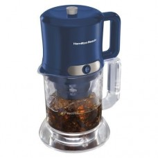 Hamilton Beach 2 Qt. Iced Coffee/tea Maker - Blue